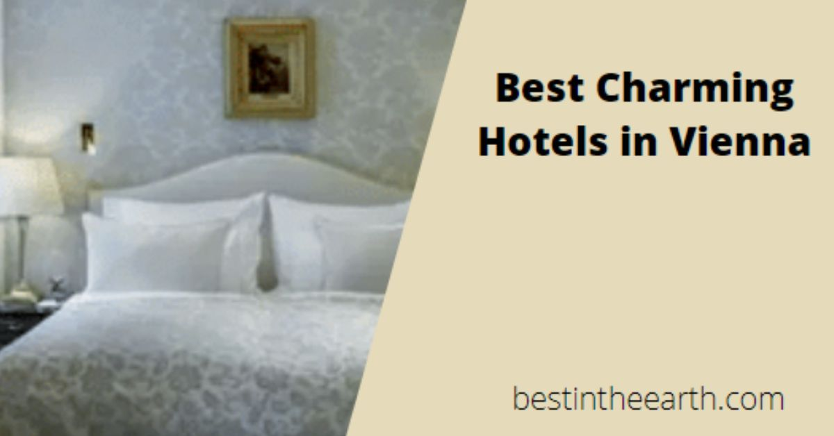 Charming Hotels in Vienna