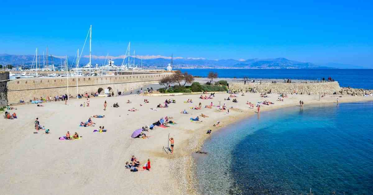 Beaches In The South of France