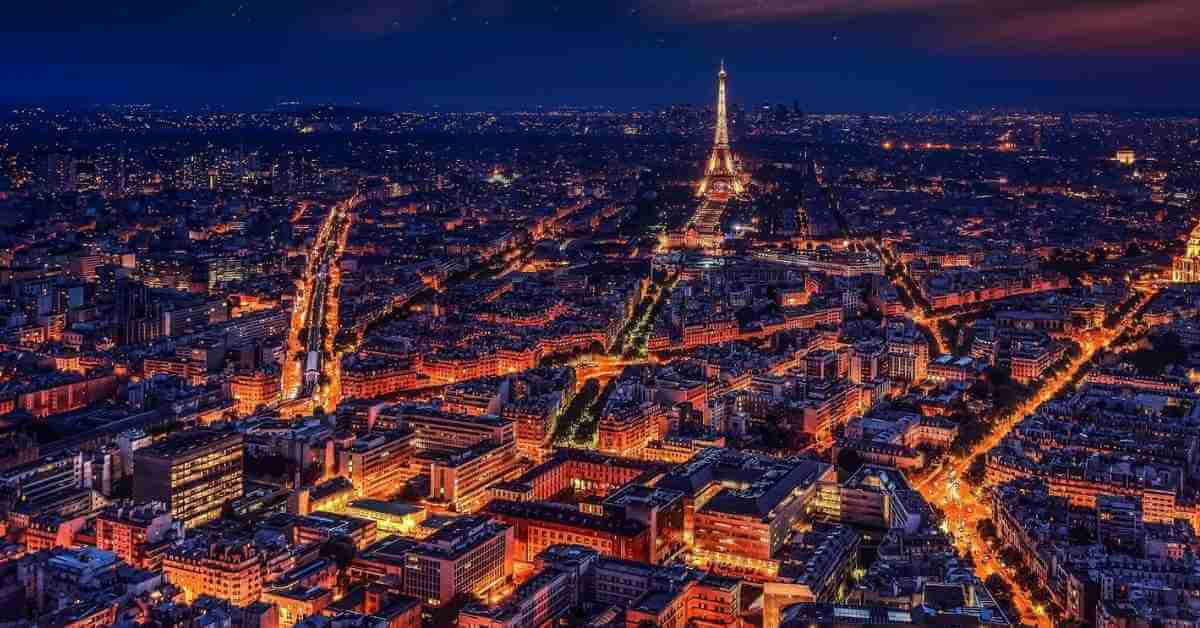 Tourist Places in France