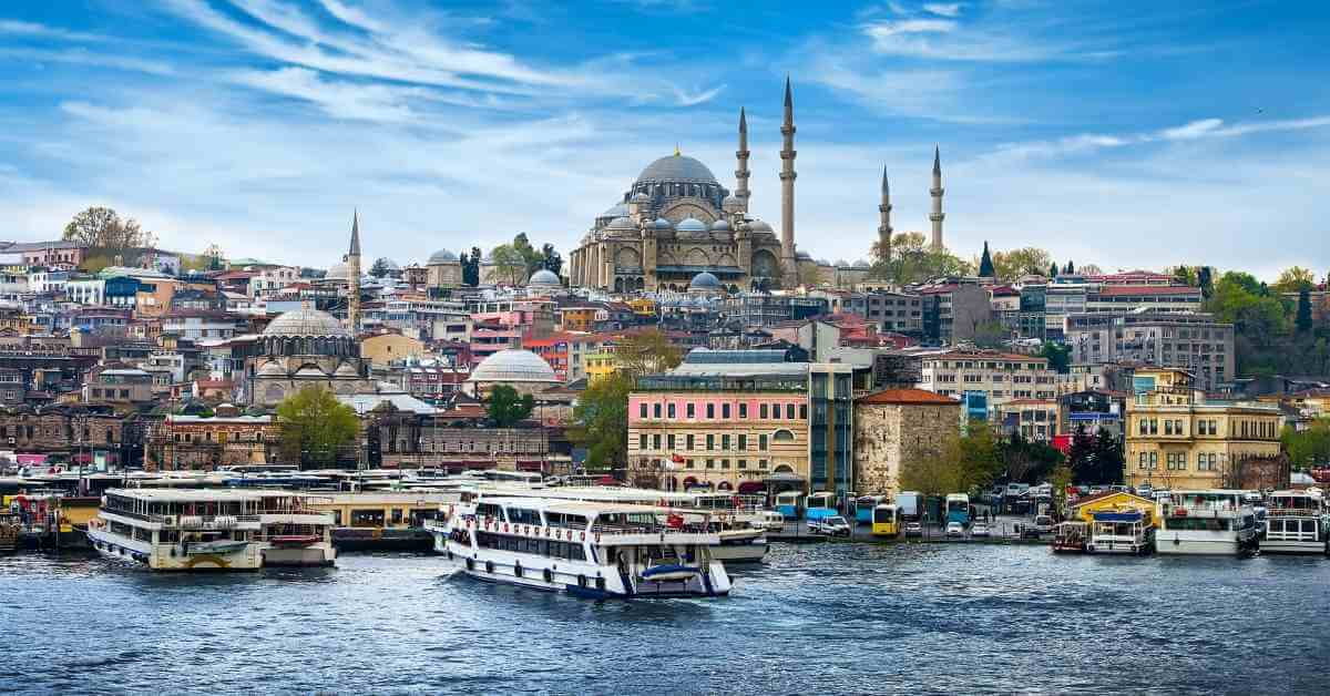 What to See One Day in Istanbul